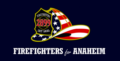 Firefighters For Anaheim